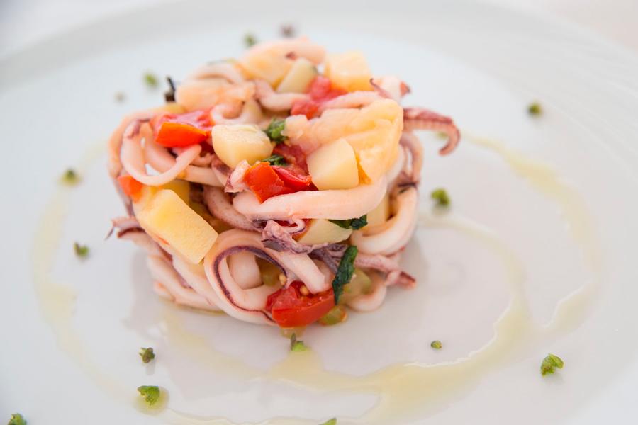 cucina gourmet a base di pesce ad Ischia