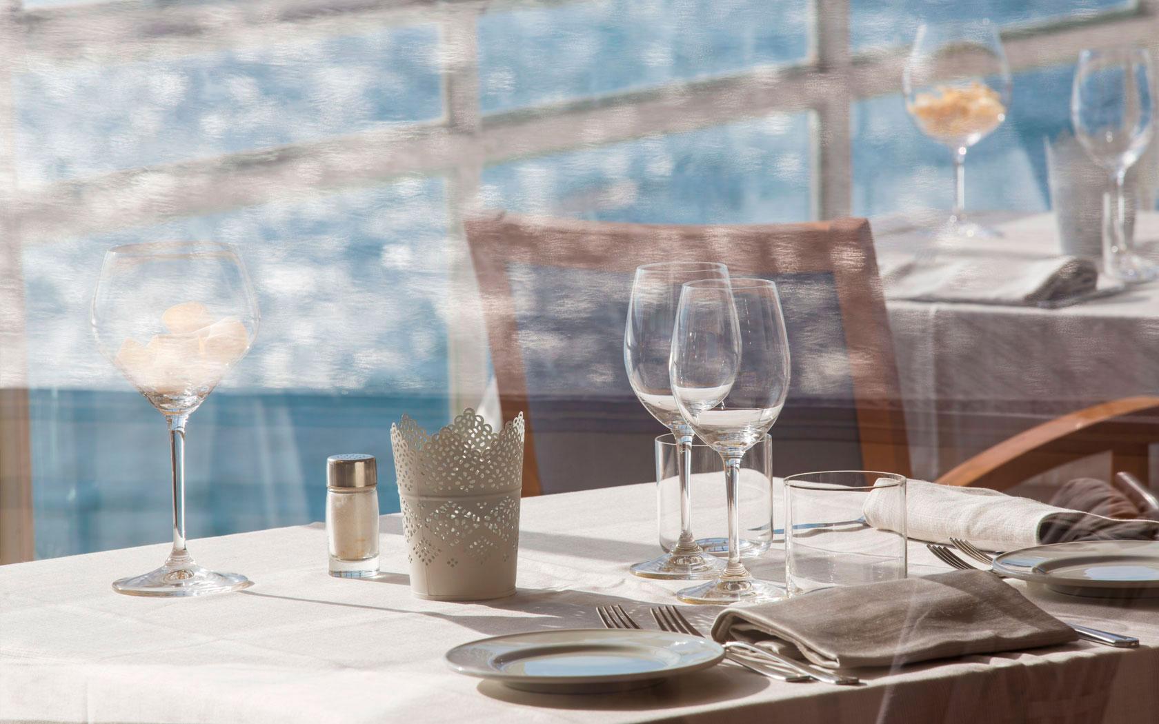 la cucina gourmet ad ischia al ristorante umberto a mare