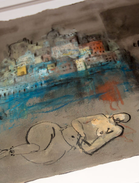 galleria di opere esposte da Umberto a Mare