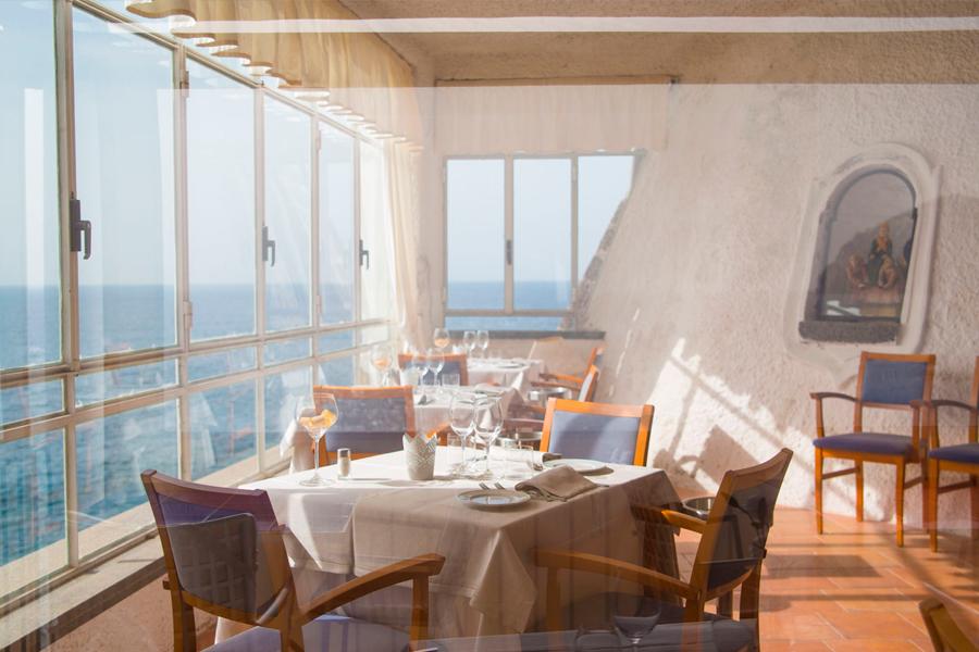 Ristorante gourmet ad Ischia Umberto a mare