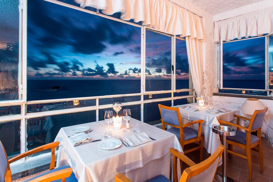 Ristorante panoramico Umberto a mare ad Ischia